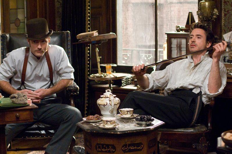<strong><em>Sherlock Holmes</em></strong> Image #5
