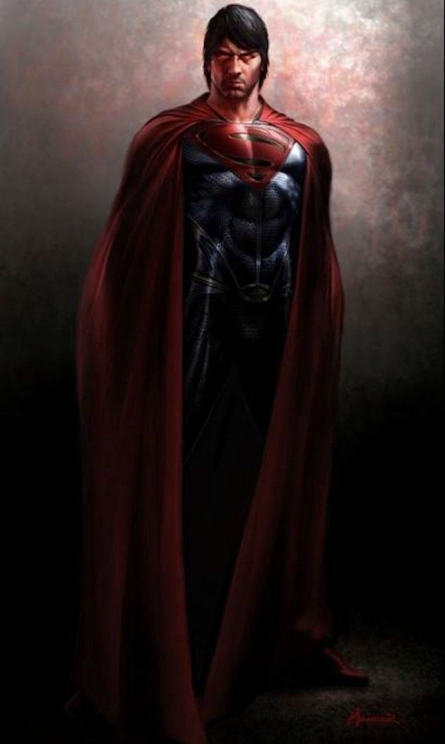 <strong><em>Man of Steel</em></strong> Concept Art 7