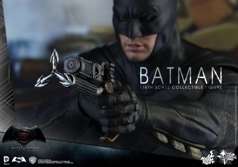 <strong><em>Batman v Superman: Dawn of Justice</em></strong> Hot Toys Photo9
