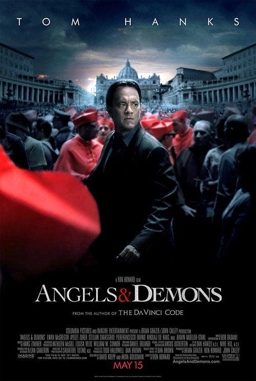 <strong><em>Angels & Demons</em></strong> Poster