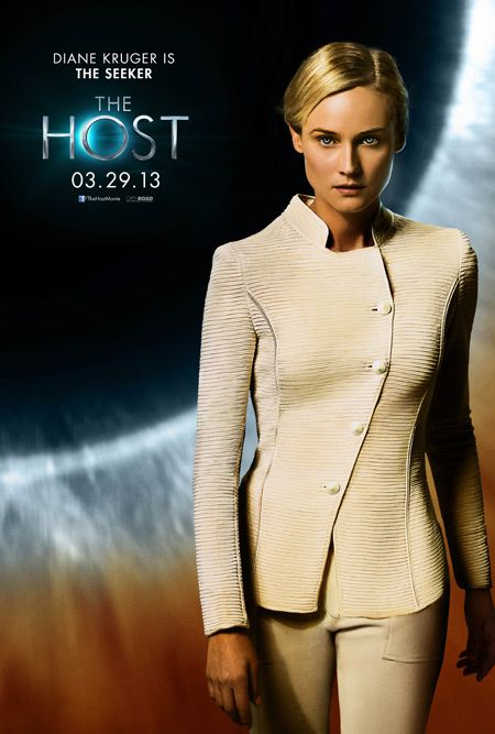 <strong><em>The Host</em></strong> The Seeker Character Poster