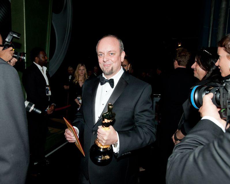 2012 Academy Awards Backstage photo 5