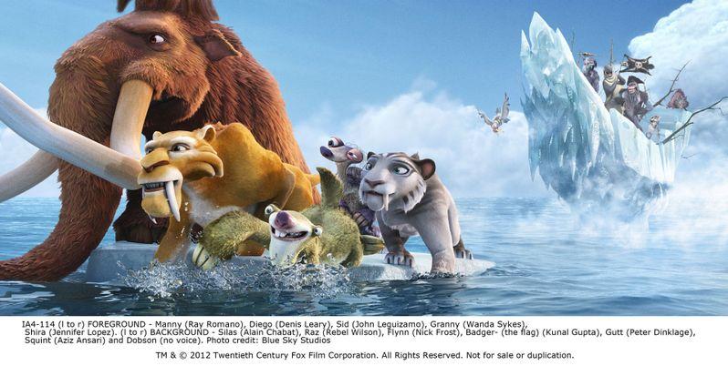 Ice Age Photos #1