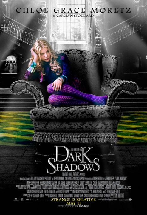 <strong><em>Dark Shadows</em></strong> Character Posters V.2 #4