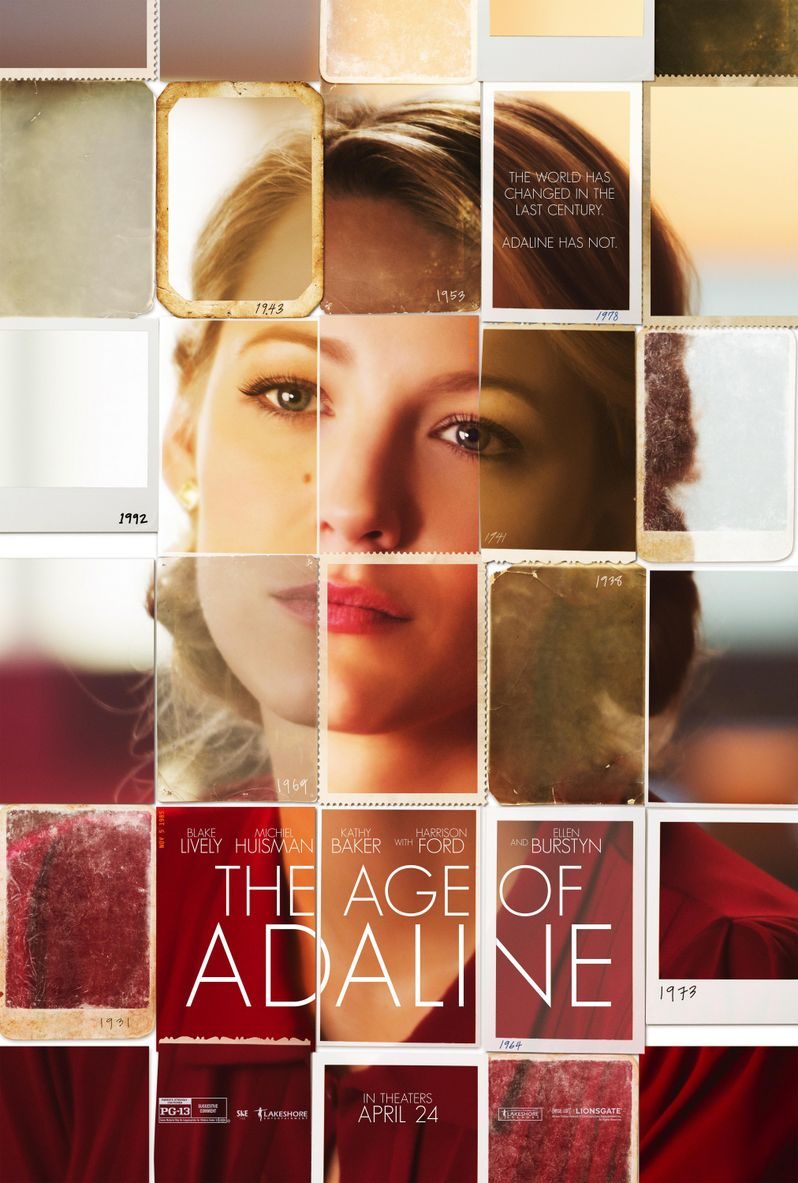 <strong><em>The Age of Adaline</em></strong> Poster