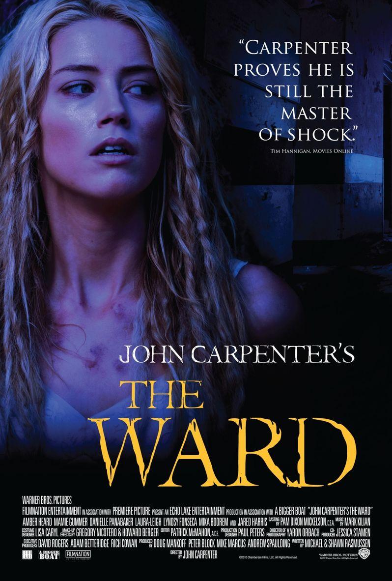 <strong><em>The Ward</em></strong> Poster