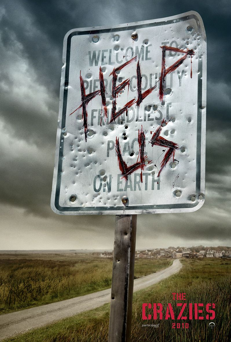 <strong><em>The Crazies</em></strong> Teaser Poster