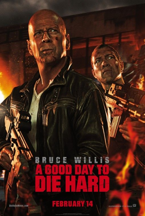 <strong><em>A Good Day to Die Hard</em></strong> Poster