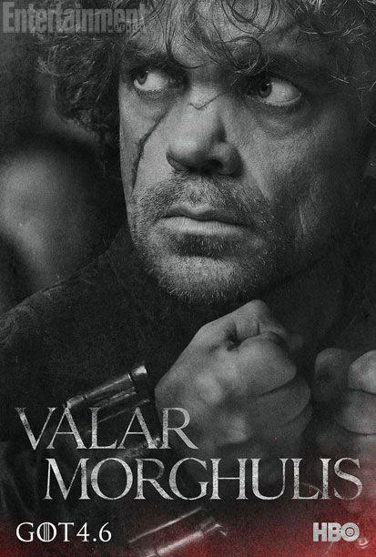 <strong><em>Game of Thrones</em></strong> Tyrion Lannister Poster