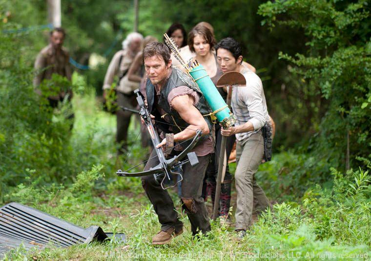 <strong><em>The Walking Dead</em></strong> Season 3 Premiere Photo #1