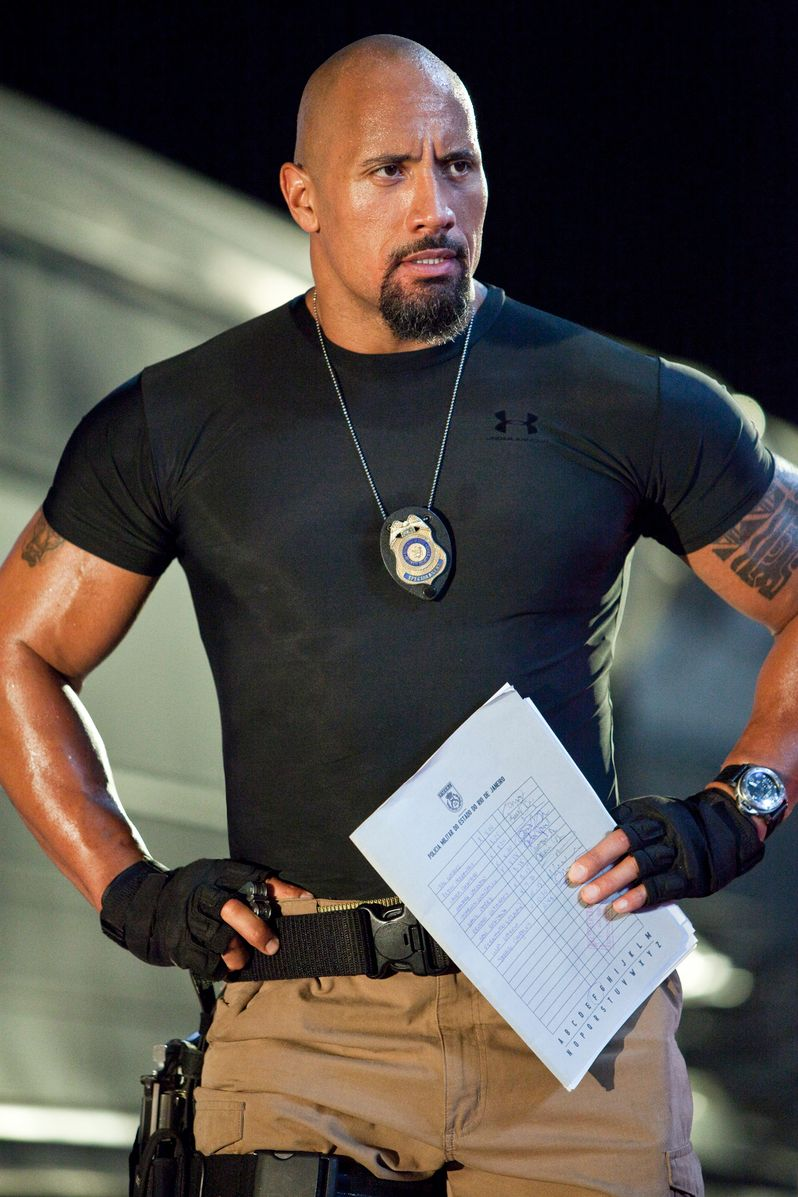 We travel to Atlanta, Georgia to speak with actor Dwayne Johnson about joining the fifth installment of the successful franchise