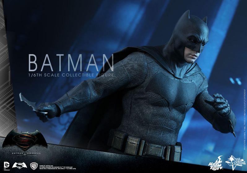 <strong><em>Batman v Superman: Dawn of Justice</em></strong> Hot Toys Photo 20