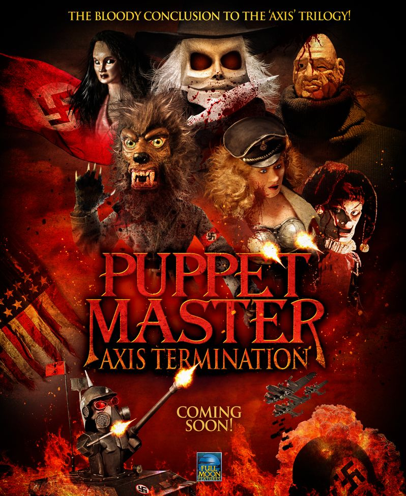 <strong><em>Puppet Master: Axis Termination</em></strong> photo 1