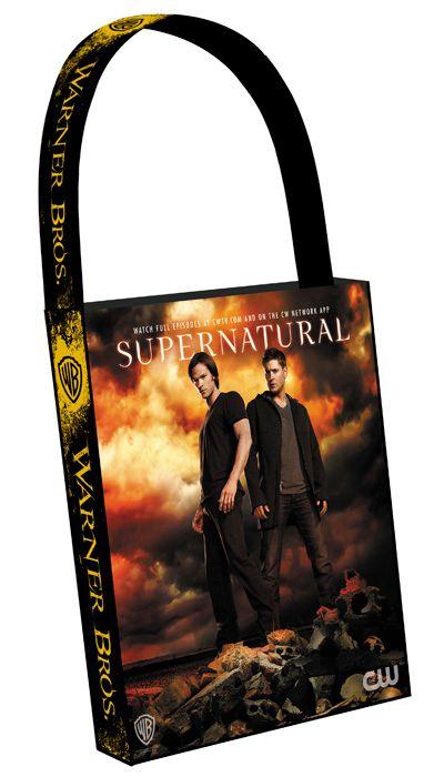 <strong><em>Supernatural</em></strong> Bag
