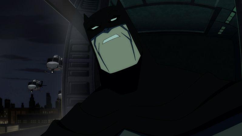 <strong><em>Batman: The Dark Knight Returns, Part 2</em></strong> Photo 1