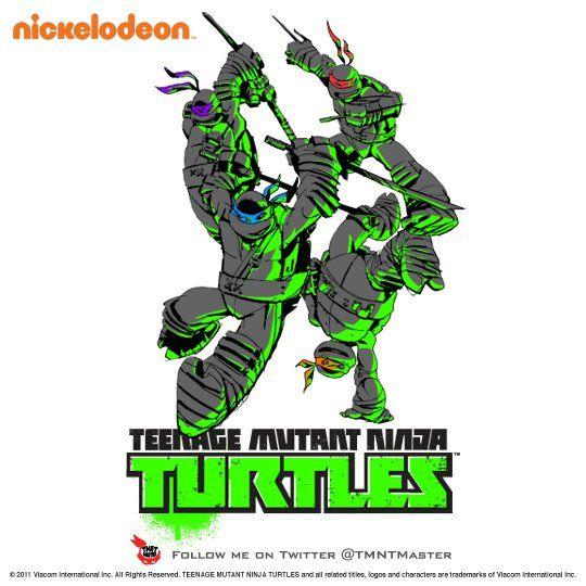 <strong><em>Teenage Mutant Ninja Turtles</em></strong> Promo #5