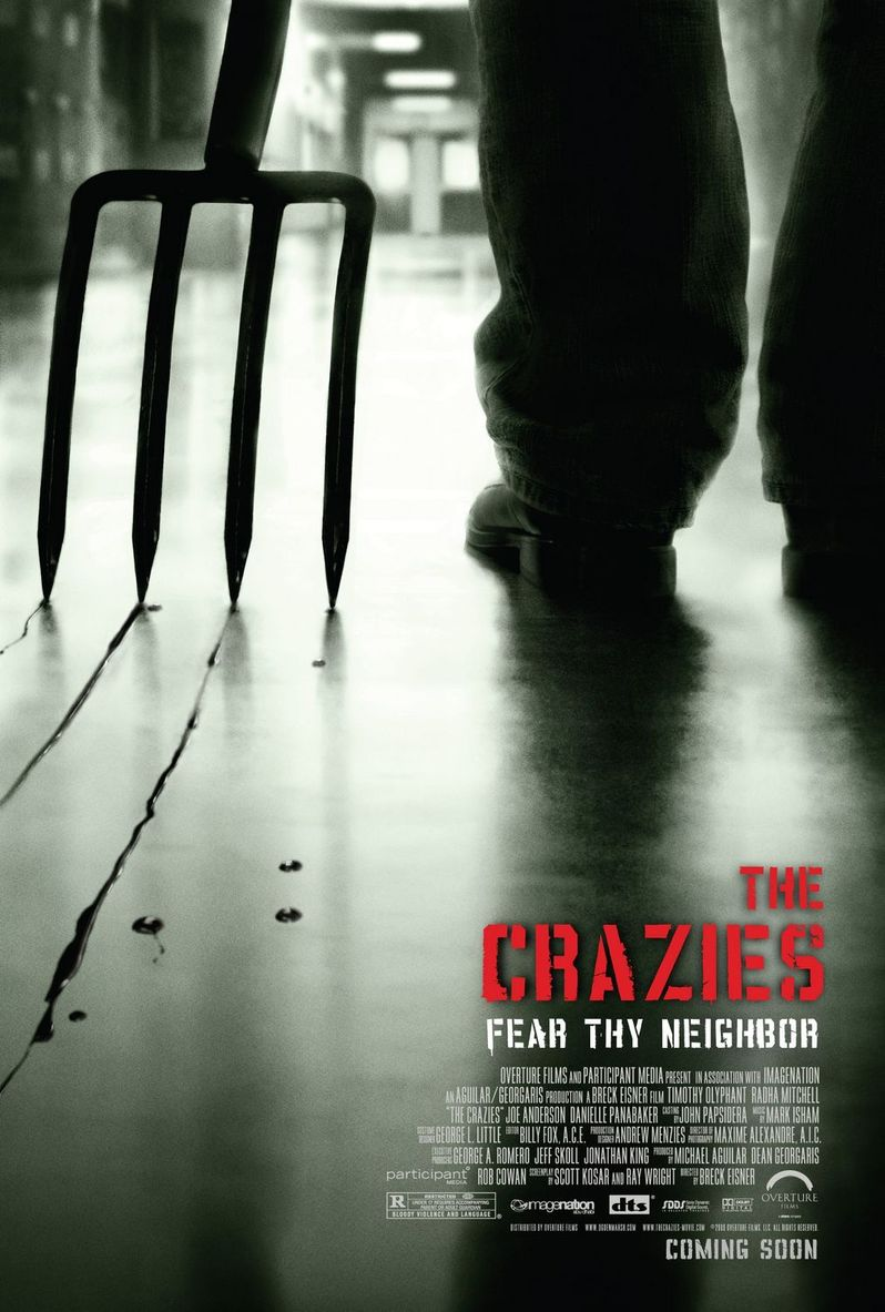 <strong><em>The Crazies</em></strong> Poster