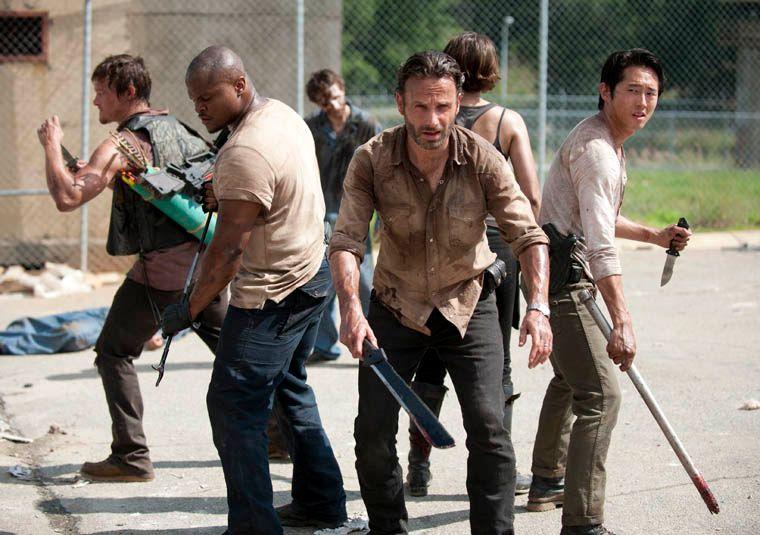<strong><em>The Walking Dead</em></strong> Season 3 Premiere Photo #2
