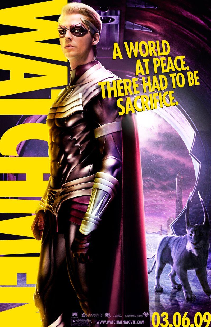 <strong><em>Watchmen</em></strong> Character Poster #2