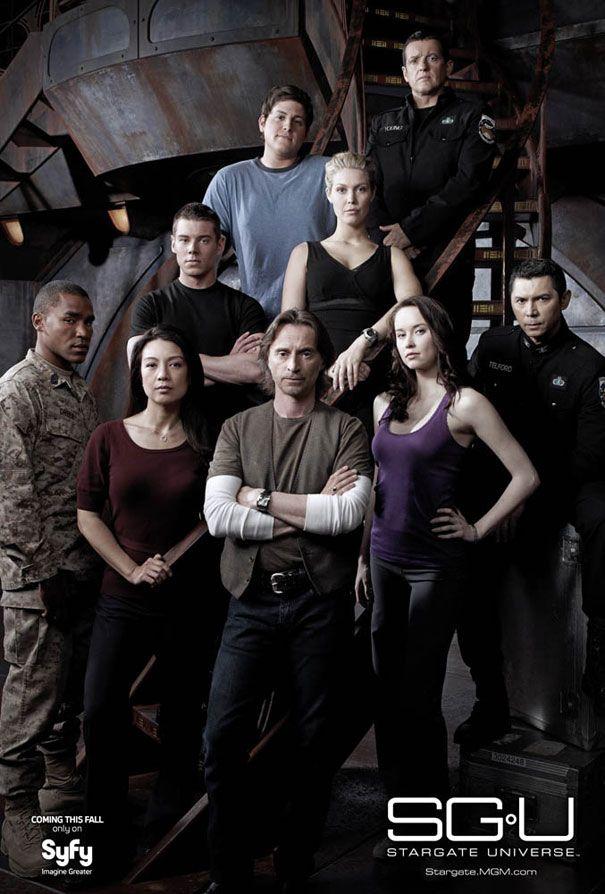 <strong><em>Stargate Universe</em></strong> Poster