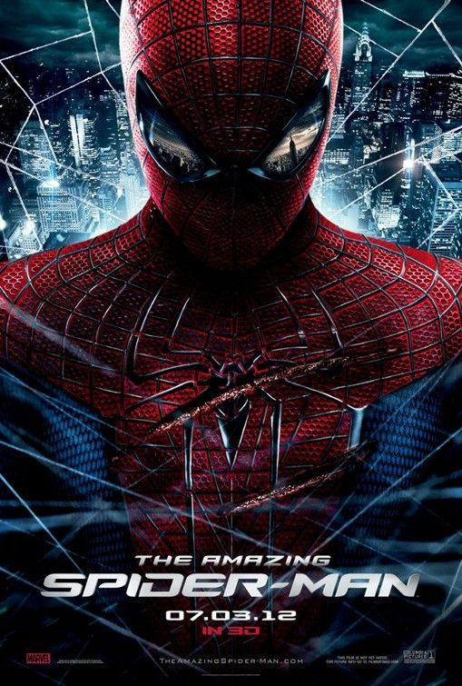 The Amazing Spier-Man Poster