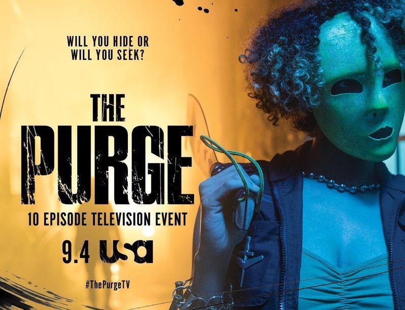 <strong><em>The Purge</em></strong> - Season 1 photo 2