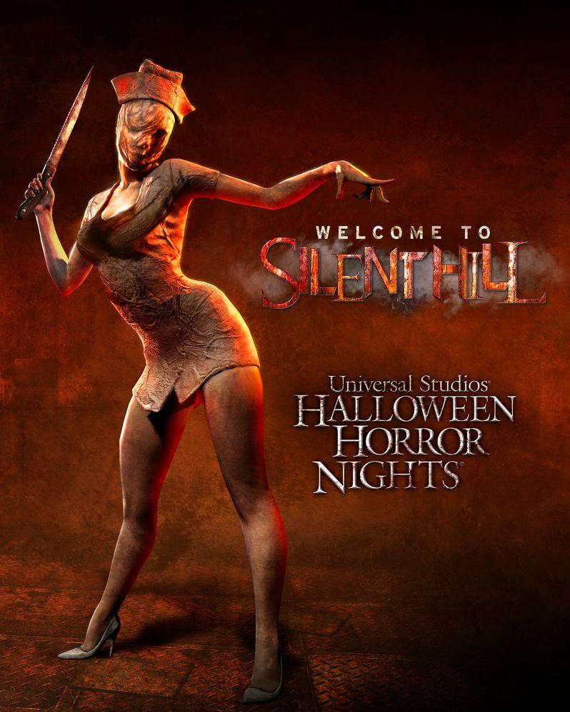 Silent Hill @ Universal Studios' Halloween Horror Nights