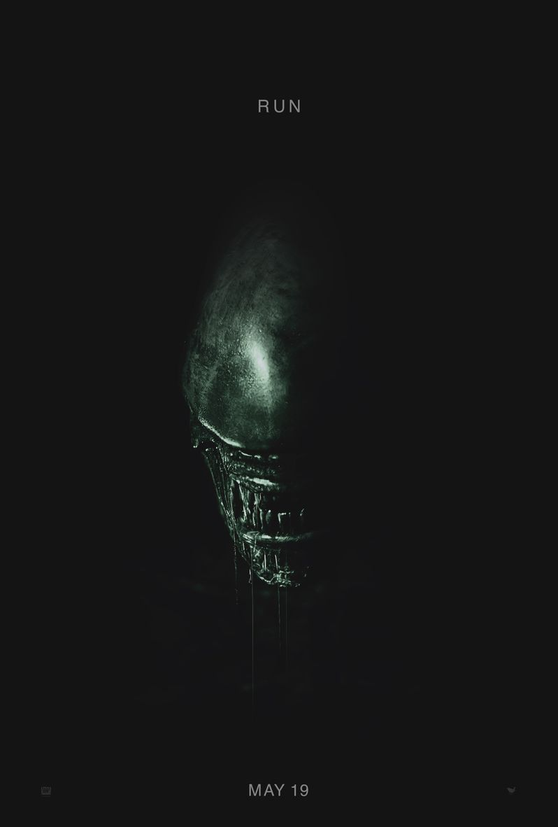 <strong><em>Alien: Covenant</em></strong> Poster