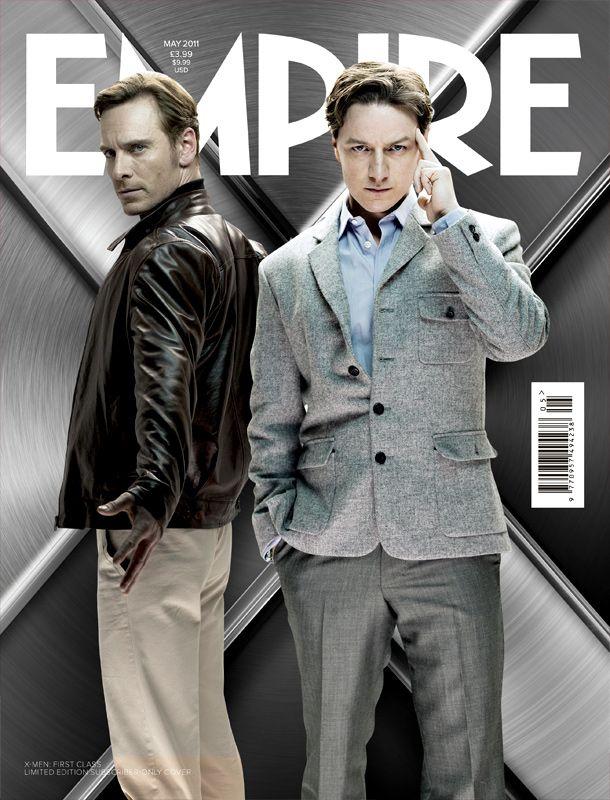 <strong><em>X-Men: First Class</em></strong> Empire Photo #1