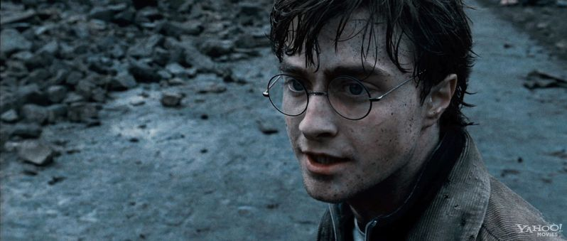 Harry Potter and the Deathly Hallow Trailer Still #2