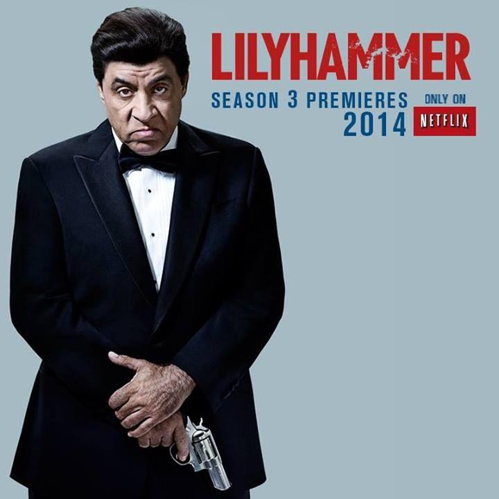 <strong><em>Lilyhammer</em></strong> Promo Art Season 3