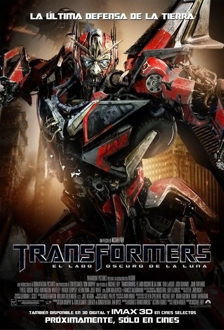 <strong><em>Transformers: Dark of the Moon</em></strong> International Poster