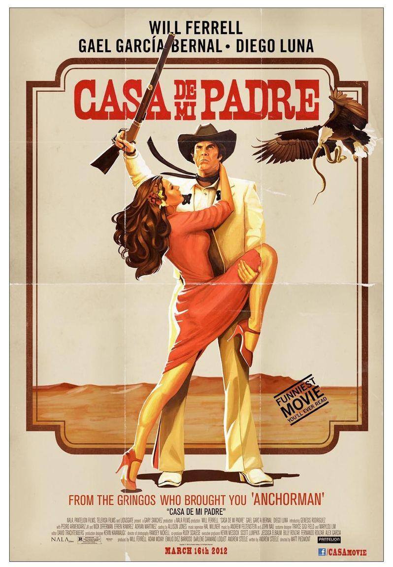 Casa de mi Pardre Poster #3