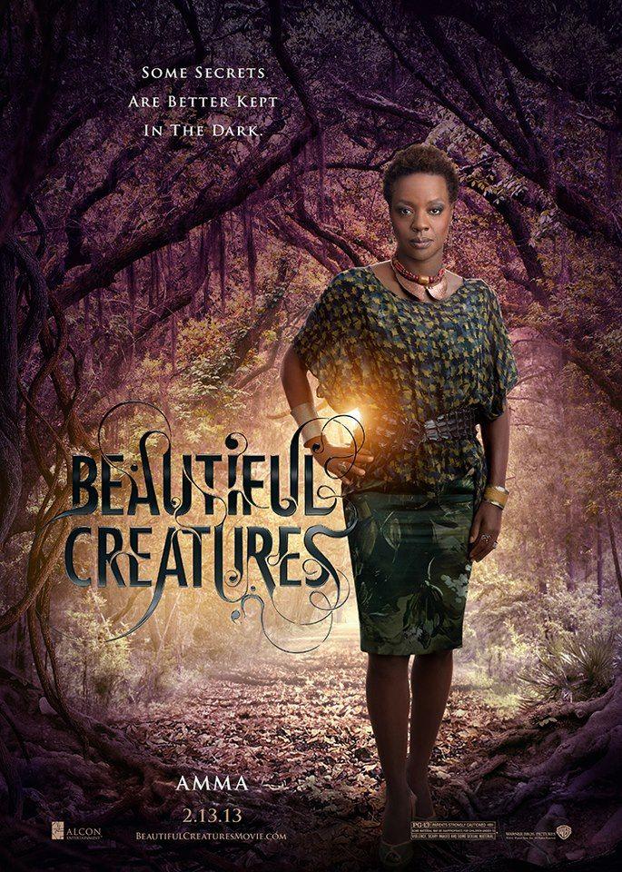 <strong><em>Beautiful Creatures</em></strong> Viola Davis Character Poster