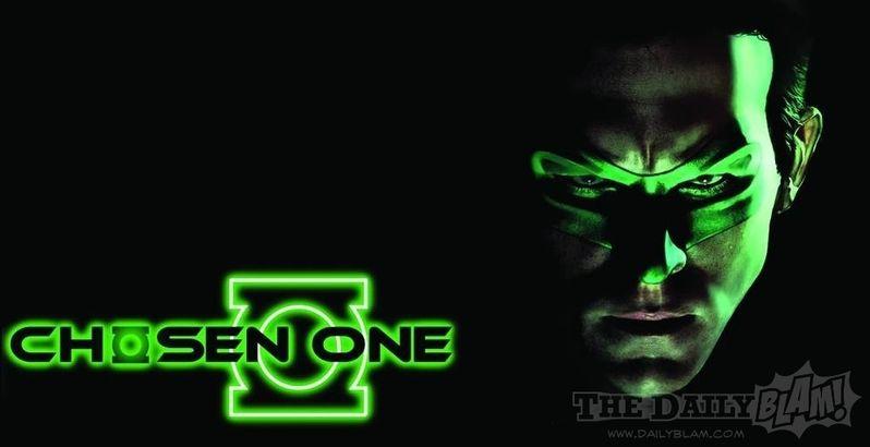 <strong><em>Green Lantern</em></strong> Promo Artwork #1