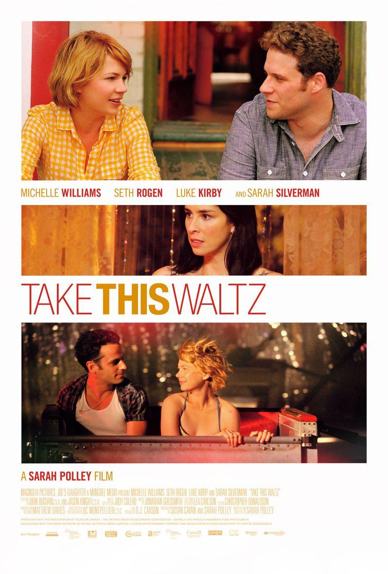 Take this Waltz Poster #3