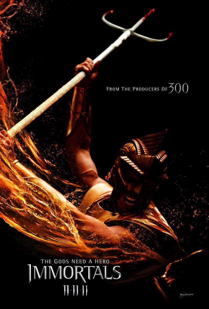 <strong><em>Immortals</em></strong> Poster #3