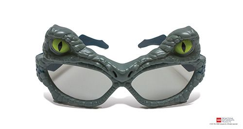 <strong><em>Jurassic World</em></strong> 3D Glasses Photo 3
