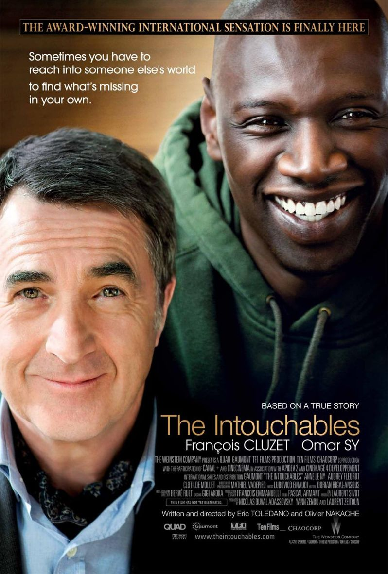 <strong><em>The Intouchables</em></strong> Poster