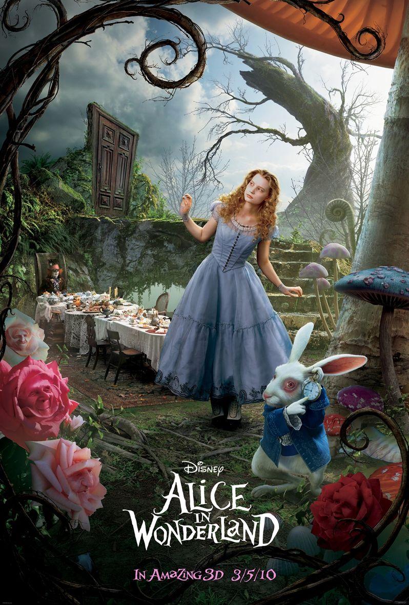 <strong><em>Alice in Wonderland</em></strong> Poster #3
