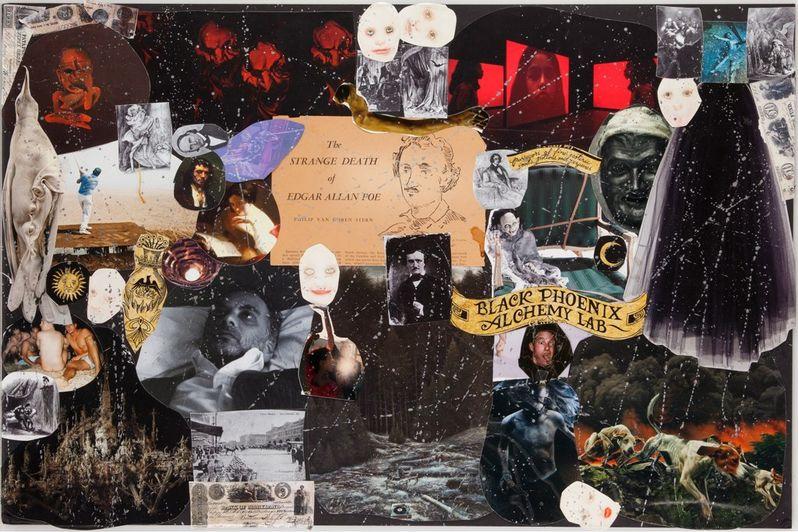 John Cusack Art Collage #1