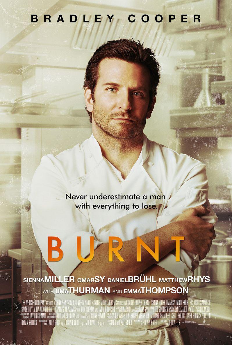 <strong><em>Burnt</em></strong> Poster