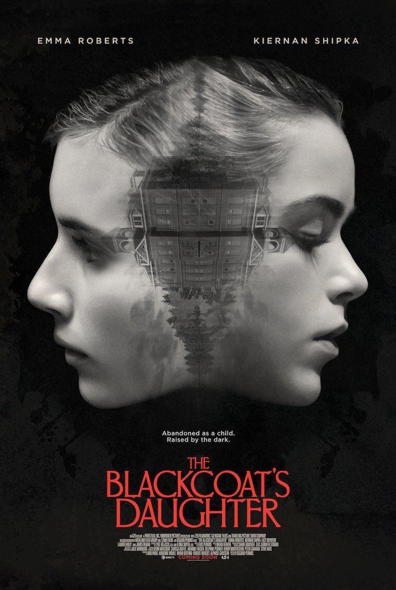 <strong><em>The Blackcoat's Daughter</em></strong> Poster