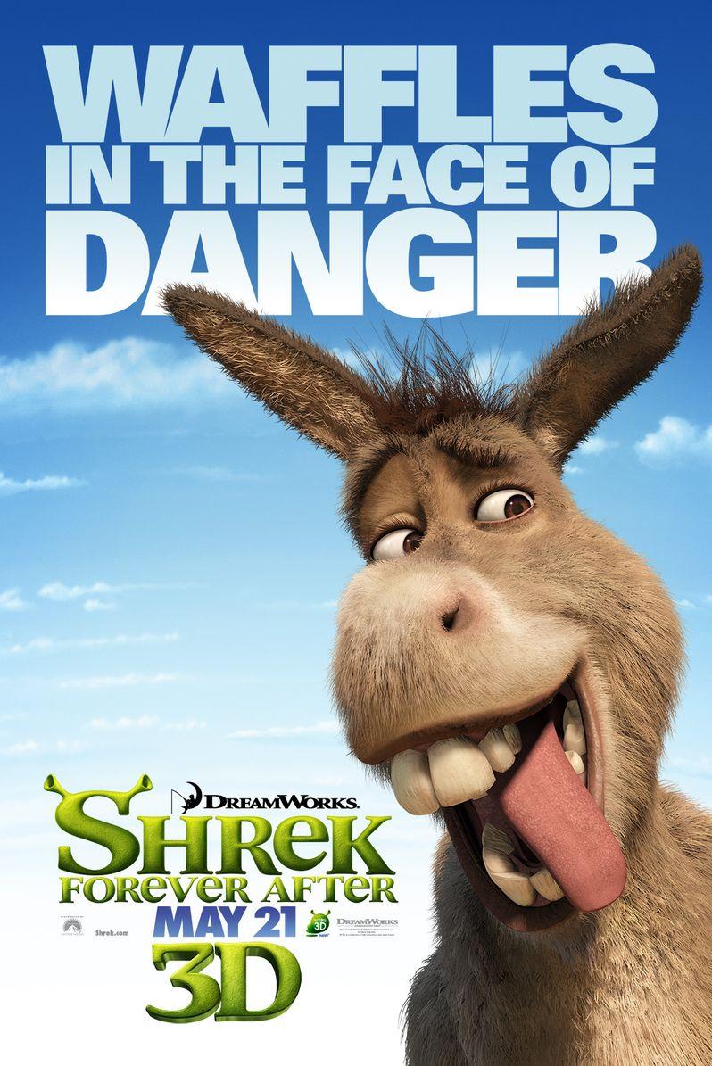 <strong><em>Shrek Forever After</em></strong> Donkey