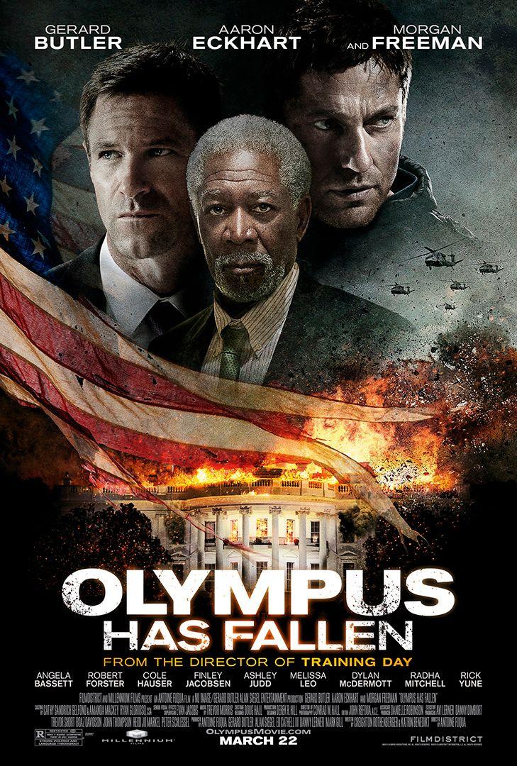 <strong><em>Olympus Has Fallen</em></strong>