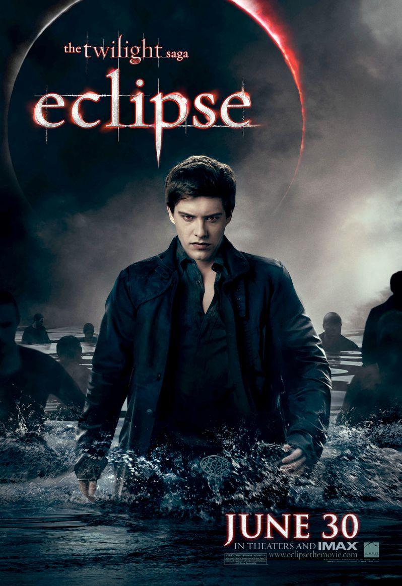<strong><em>The Twilight Saga: Eclipse</em></strong> Poster #8