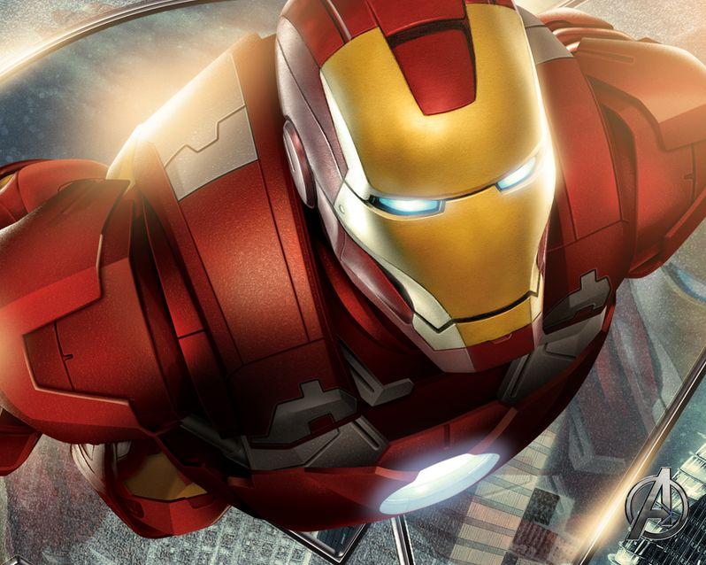 <strong><em>Marvel's The Avengers</em></strong> Wallpaper #2