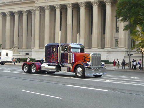 Transformers 3 Washington D.C. Set Image #1