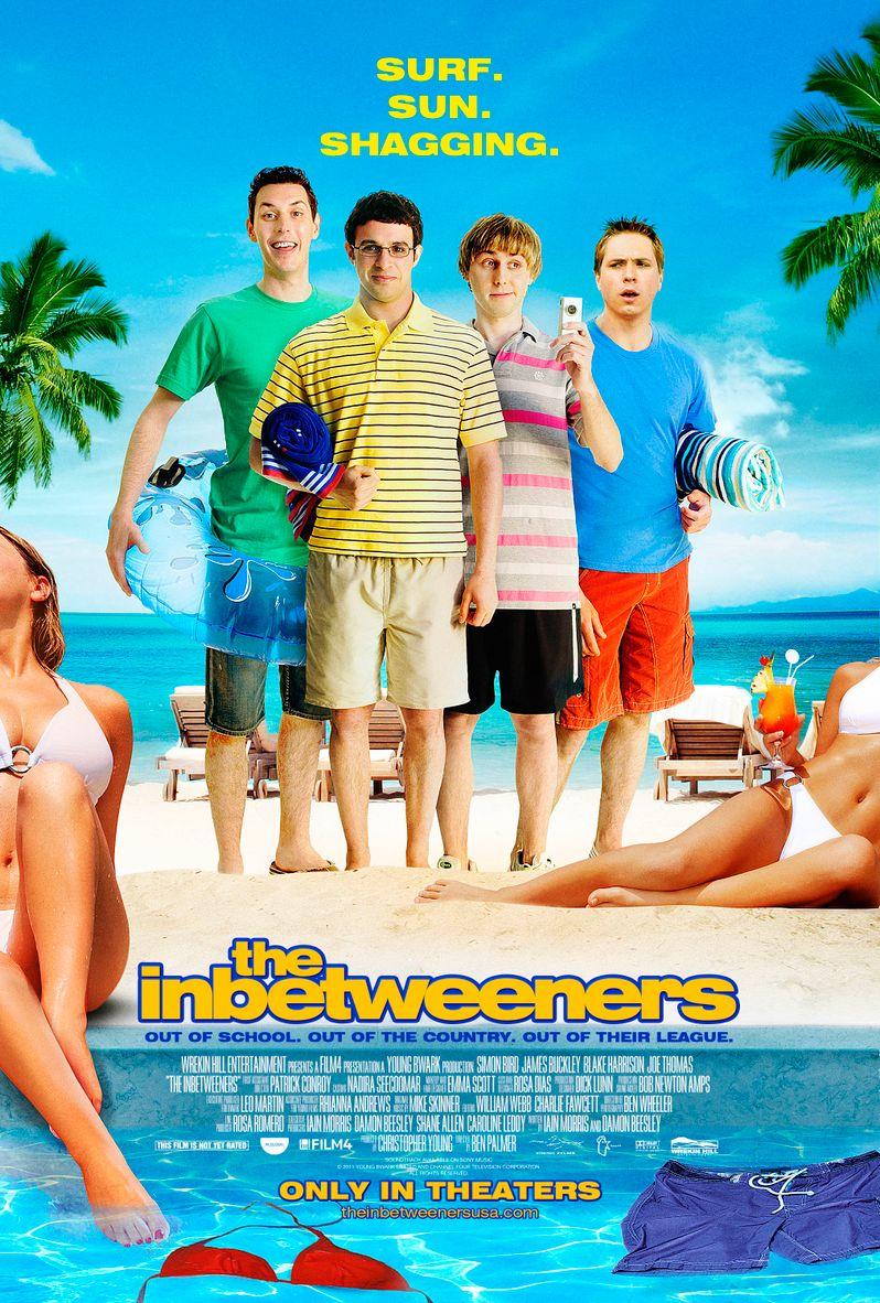 <strong><em>The Inbetweeners</em></strong> Poster