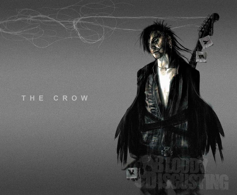 The Crow Concept Art #1